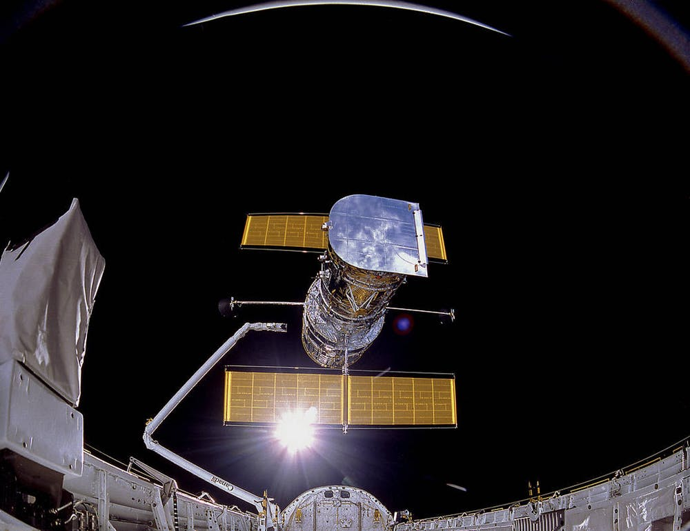 The Hubble Space Telescope. NASA