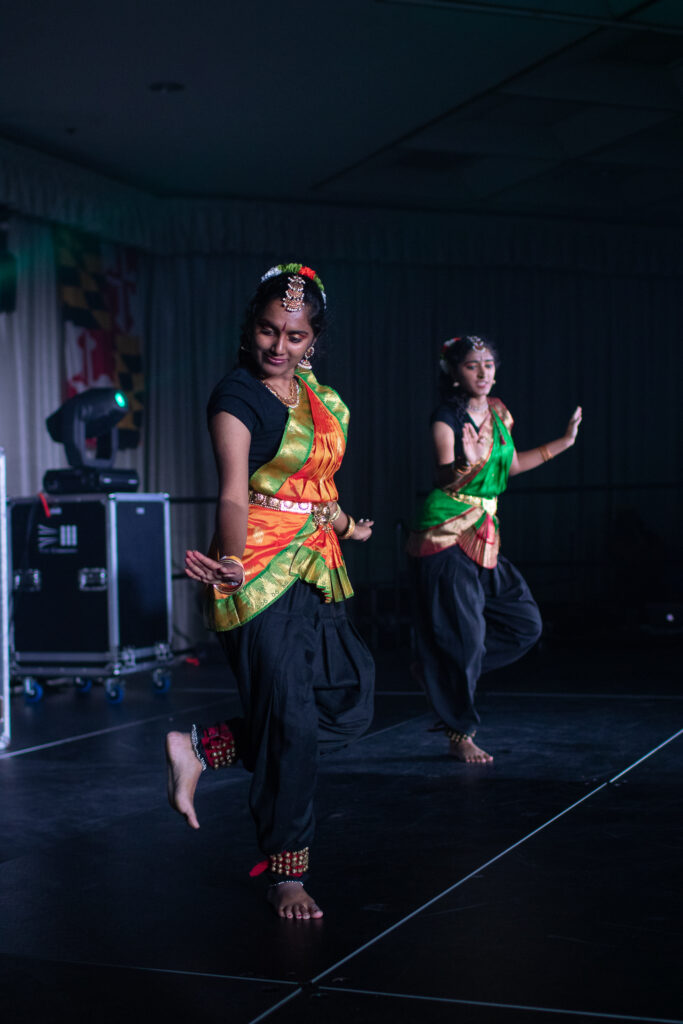 Students share their talents at PANGEA, an annual cultural showcase.