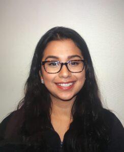 Senior Karina Martinez