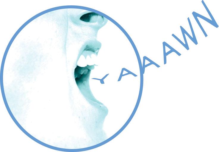 Yawn image