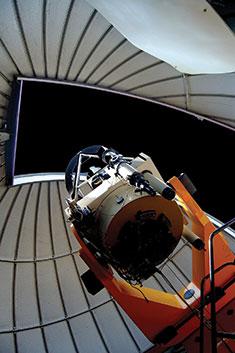 UMBC telescope