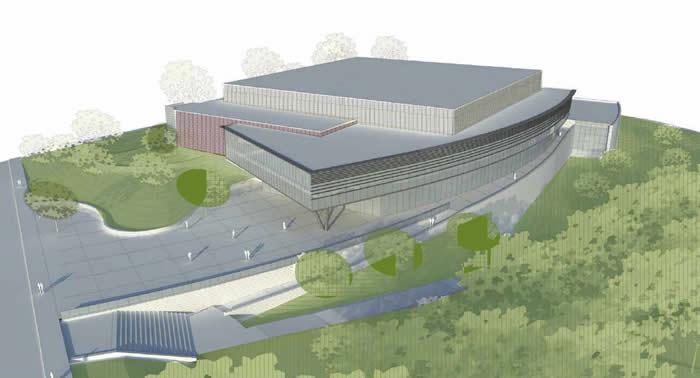 UMBC Events Center