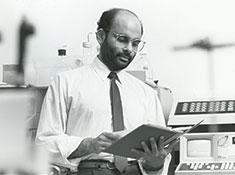 Govind Rao in 1990