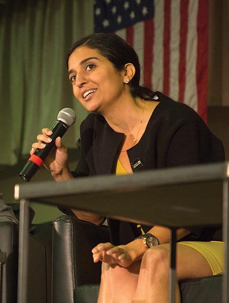 Yasmin Karimian '11